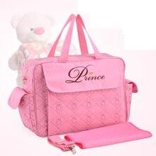 Вместительная сумка для мам, водонепроницаемая сумка для детских колясок, многофункциональные сумки для мам, дорожная прочная сумка для кормления