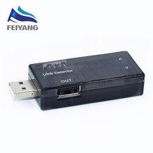 Двухрядные показывает USB ток Напряжение тестер USB Напряжение Амперметр USB детектор Dual USB ток Напряжение Зарядное устройство