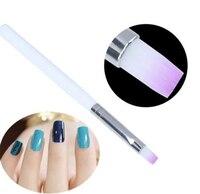 1 stücke Acryl Nail art Pinsel Dekorationen Set Werkzeuge Professionelle Malerei Stift für Falsche Nagel Tipps UV Nagel Gel Polnisch pinsel|Nagelbürsten|   -