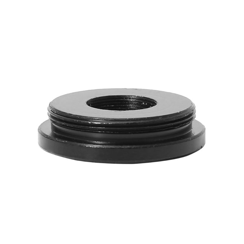 Black Metal C/CS Mount To M12 Board CCTV Lens Adapter Converter Ring For AHD SONY CCD TVI CVI Box Camera Support Accessories