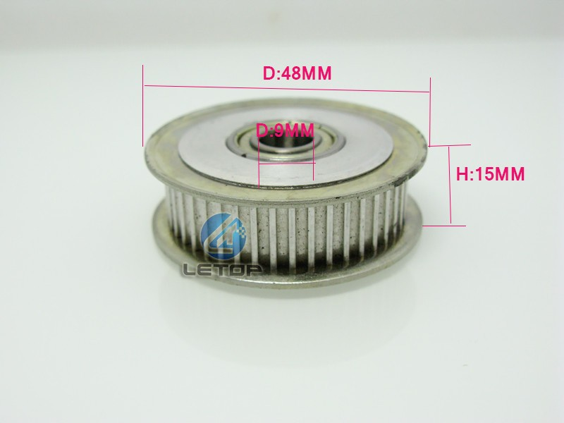 Инфинити принтер приводной шкива двигателя для двигателя постоянного тока