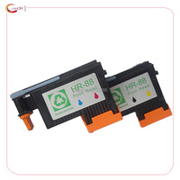 2Pack Remanufactured For HP 88 C9381A C9382A Printhead Print Head For HP K550 K5400 K8600 L7000