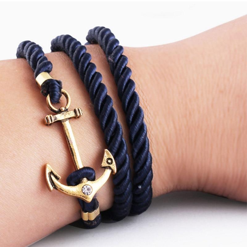 regarder 0e974 0d8b4 Anchor Bracelet Women @JD34 – Advancedmassagebysara