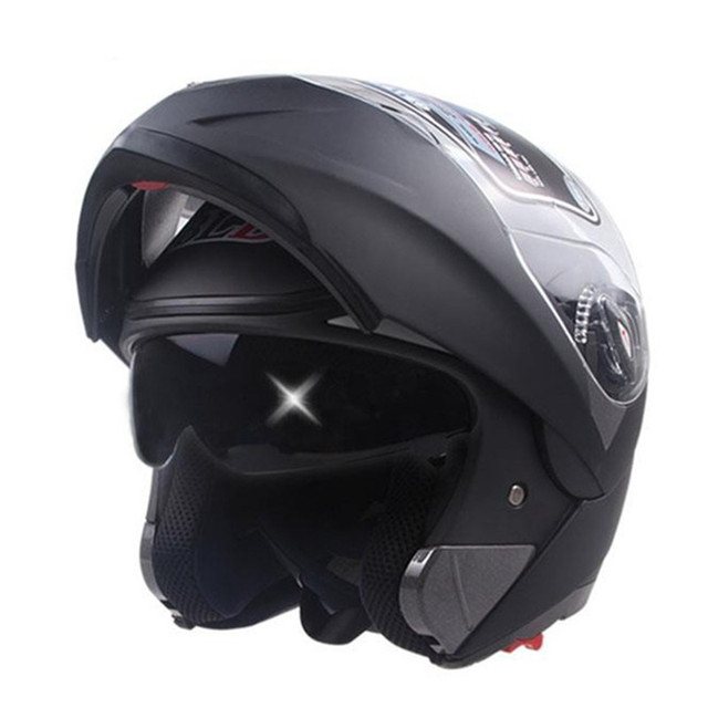 New arrival BLD flip up motorcycle helmet men's double lens full face helmet women's helmet motocicleta capacete moto cascos