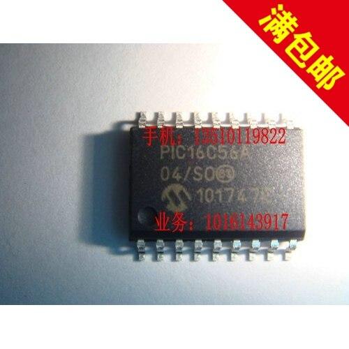 Цена PIC16C56A-04/SO