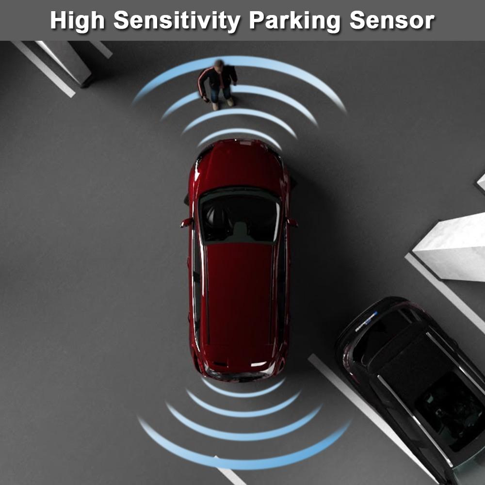 Cars Auto Front/Rear Parking Aid Assist Sensor PDC Ultrasonic Sensor for BMW X3 X5 E39 E46 E60 E61 E63 66206989069 Car-styling