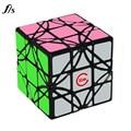 Brand New Fangshi Divertimentos Limcube Dreidel 3x3x3 Cubo Super Mestre Mixup Magia Enigma do Cubo Cubos Educacionais brinquedo Brinquedos Especiais