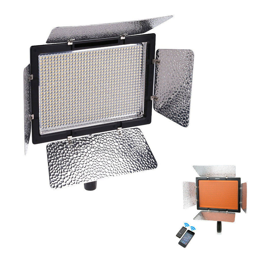 Us 171 0 20 Off Yongnuo Yn 900 Led 5500k Led Video Light Panel In Photo Studio Accessories From Consumer Electronics On Aliexpress