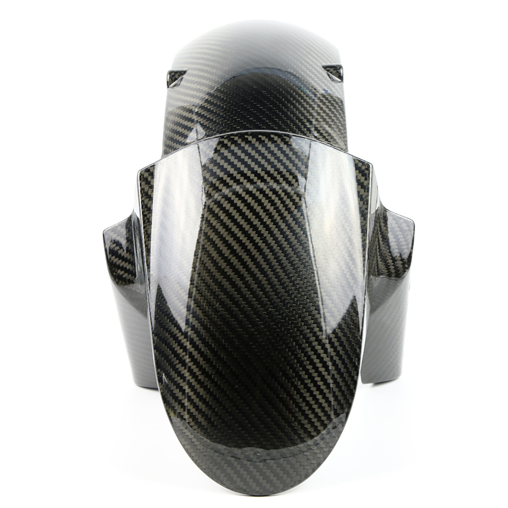 Image 5 - Motorcycle Mud Dust Guard Mudguards Carbon Fiber Front Fender Tire Cover For Kawasaki Z1000 Z800 2014 2015 2016 2017 2018-in Covers & Ornamental Mouldings from Automobiles & Motorcycles