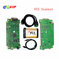 HOT VCS Vehicle Communication Scanner Interface VCS Scanner Better Than TCS Support Englsih Russian Spanish
