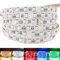 5 в 1 RGB + CCT Светодиодная лента 5050 60 светодиодов 30 светодиодов 96 светодиодов/м 5 видов цветов в 1 чипе CW + RGB + WW RGBWW гибкая светодиодная лента 12 В 24 ...