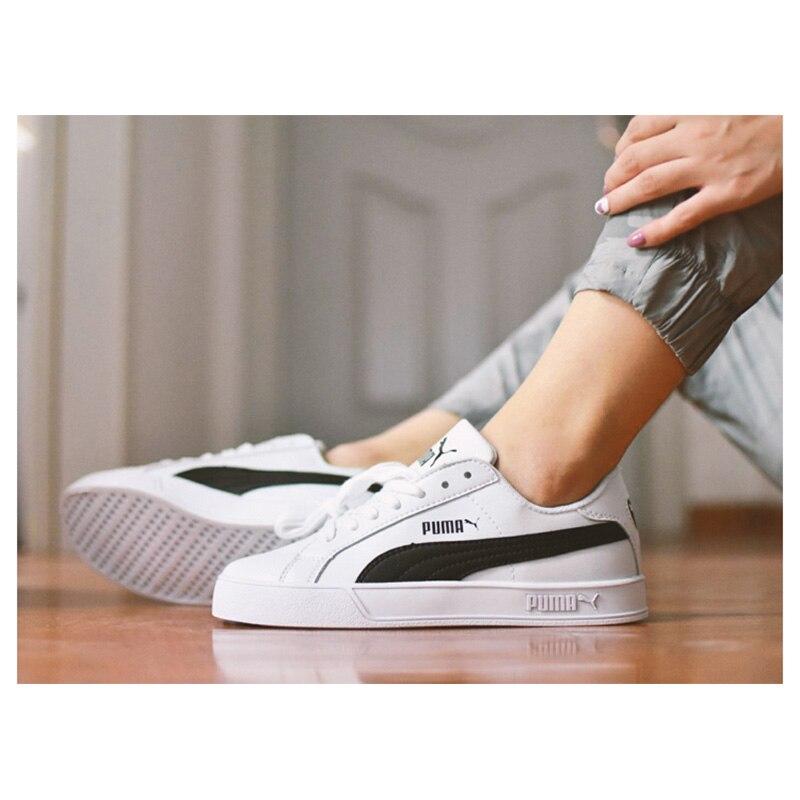 565620b8663 Original New Arrival 2018 PUMA Smash Vulc Unisex Skateboarding Shoes ...