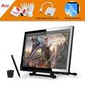 """UGEE UG-2150 UG2150 Gráficos del Dibujo de la Tableta 21.5 """"IPS Monitor de Pantalla 1920x1080 HD + Protector de Pantalla + VGA Cable adaptador Para El MacBook"""