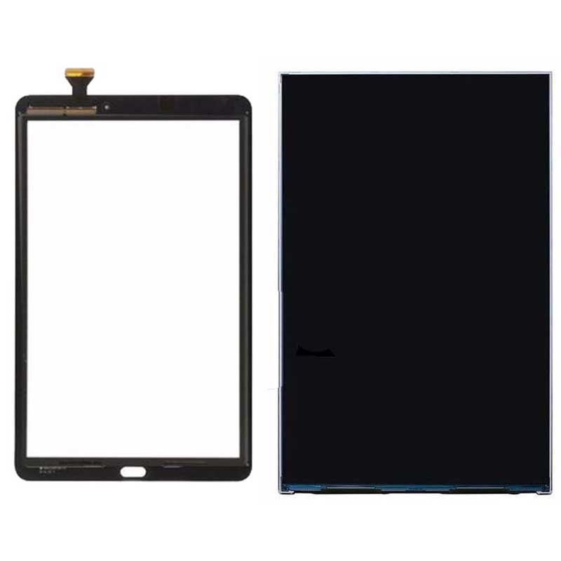 For Samsung Galaxy Tab E 9.6 T560 T561 SM-T560 SM-T561 LCD Display Panel Monitor Module + Touch Screen Digitizer Sensor Glass