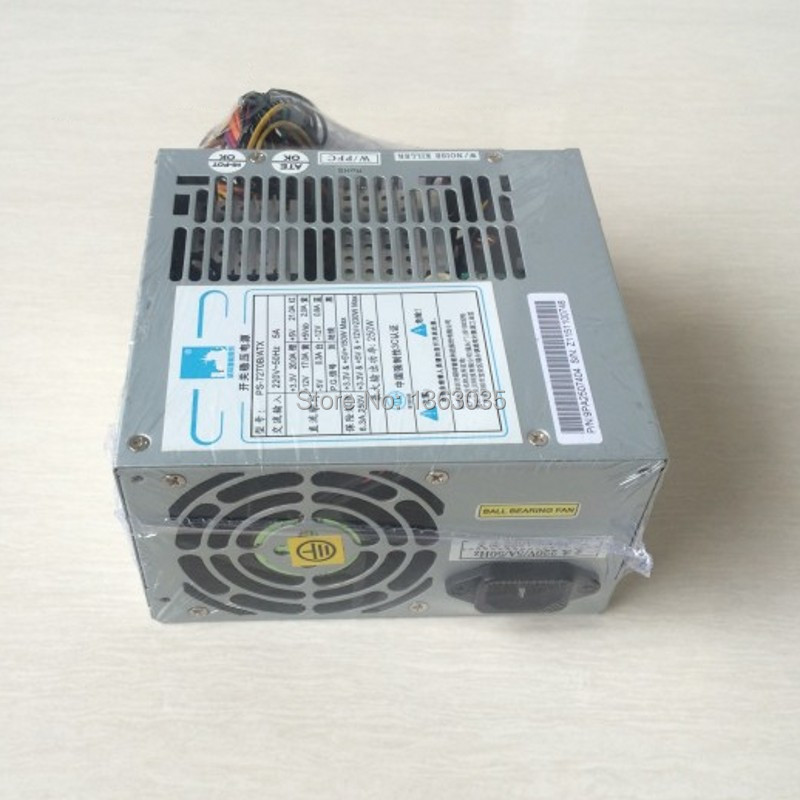PS 7270B/ATX 250W Power Supply PSU tested working-in PC Power ...
