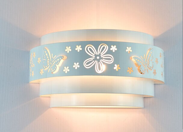 New Modern Hollow Carved Low Wattage Led Lamps Iron Fashion Lights For Living Bedroom Dining Room