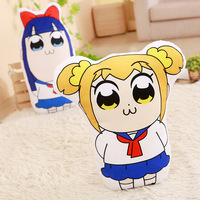 New Anime Stuffed TEAM EPIC Pipi Pp Cotton Plush Toy Beauty Pillow Plush Cushions Girl Kids Toy for Child Gift