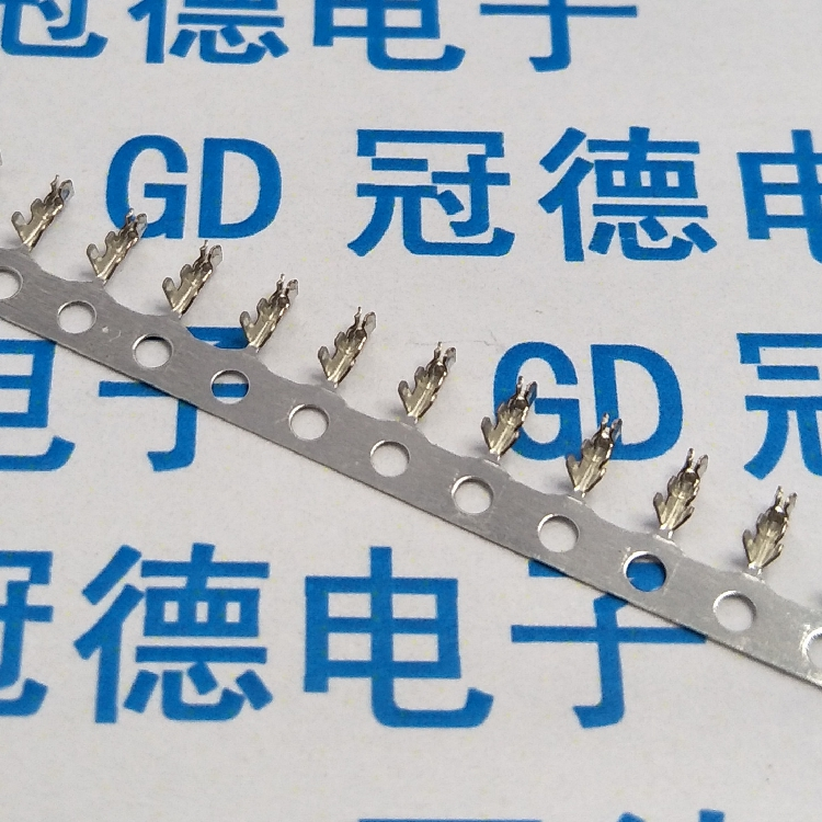200pcs JST 1.25 Terminal 1.25MM PITCH FOR JST FeMALE HOUSING FOR Plastic Shell Plug FOR CABLE WIRE