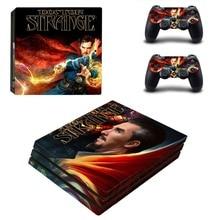 Marvel Doctor Strange PS4 Pro Skin Sticker Vinyl Decal