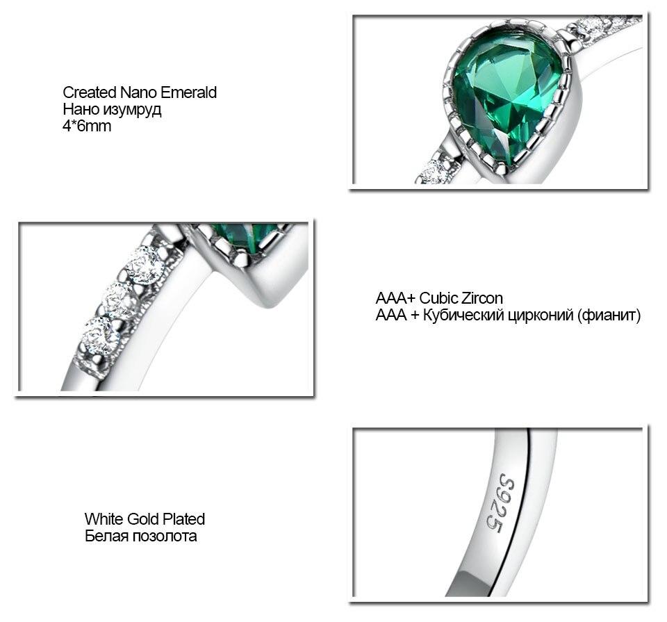UMCHO-Emerald-925-sterling-silver-ring-for-women-RUJ036E-1-pc_07