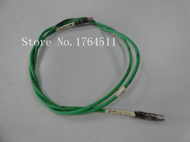 [BELLA] M/A-COM 11556 SMA SMA Revolution RF Test Line 1.5 Meters  --2PCS/LOT