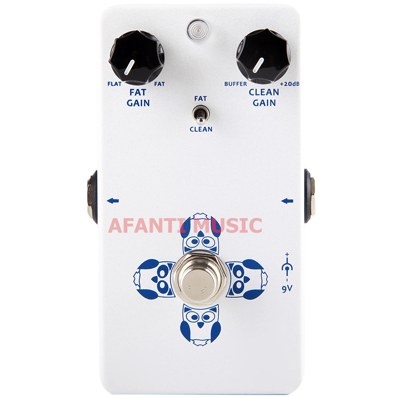 Afanti Music Distortion Delay Reverb Chorus Electric Guitar Effects (EFF-102) педаль reverb delay strymon big sky