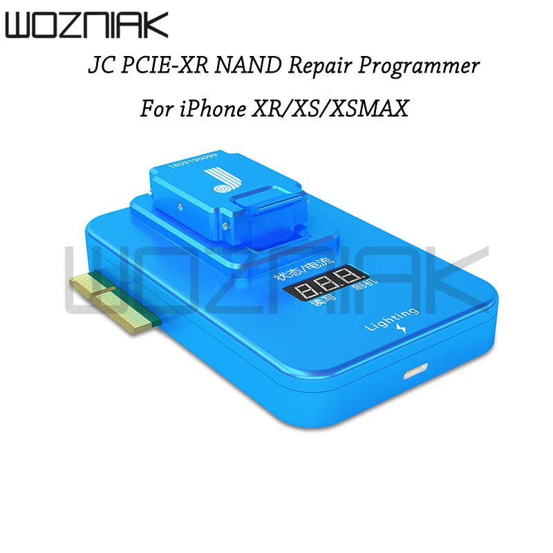 JC Pro1000S Multi-Function NAND Programmer JC PCIE-XR NAND Repair Programmer For IPhone XR/XS/XSMAX