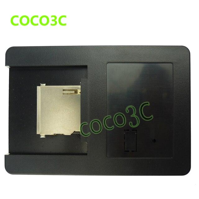 """Бесплатная доставка SD SDIO SDHC SDXC карты для SATA Адаптер MMC до 2.5 """"SATA жесткий диск конвертер"""