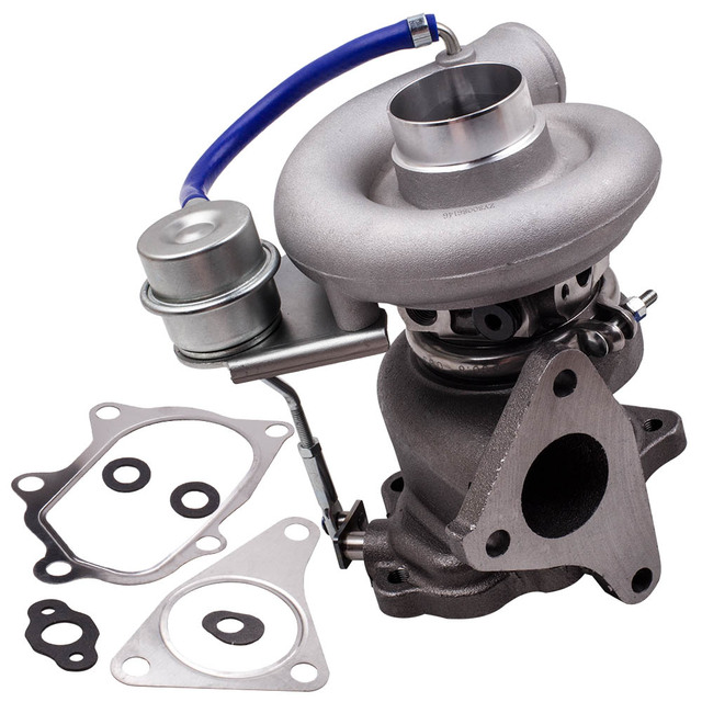 TD05 20G TD05H TURBOCHARGER For Subaru IMPREZA WRX / STI EJ20 EJ25 Engine  02 06 for GDB GDA 420HP Turbo charger Compressor