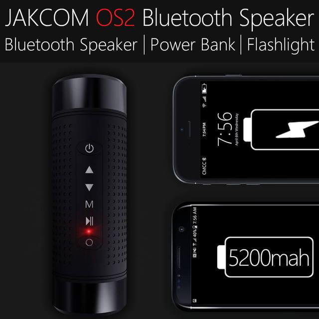 Jakcom OS2 Outdoor Bluetooth Speaker Portable Wireless Speaker Sound System 3D Stereo Music Surround Support Bluetooth,TF USB