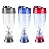 Portable 450ml Automatic Mixing Cup Self Stirring Coffee Mug Automatic Mixer Blender Water Bottle Shaker Protein