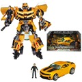 Revenge of the Fallen Movie Robot Human Alliance Bumblebee with Sam Witwicky Action Figures Classic Anime Cartoon Toys BXJG004