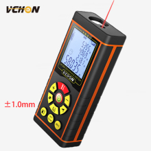 Wholesale prices VCHON Hand laser range finder 100M laser range finder tape measure laser telemetre golf rangefinder rangefinders for hunting