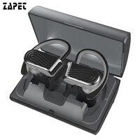ZAPET H10 TWS Waterproof Sports Earphone Stereo Headset With 2000mah Backup Battery Box For Xiaomi Iphone