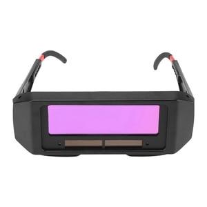 Image 3 - Solaire automatique gradation soudage masque de protection soudeur lunettes capuchon de soudage