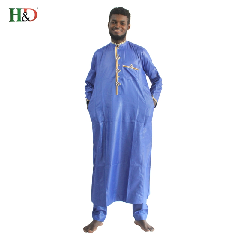 H&D african men clothing 2018 mens dashiki shirt africa bazin riche outfit clothes tops pant suits vetement africain pour homme