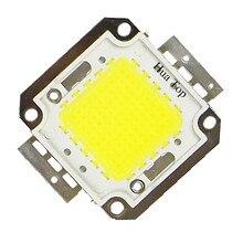 High Power Epistar COB LED Chip 100W Integrated Chips SMD For Floodlight Spot light Warm/ Cold White Full 100 Watt 3000MA 32-35V
