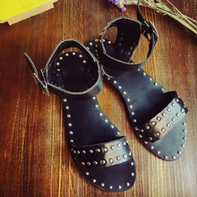 2016 Women'S Summer New Flat Sandals Flip Flop Beach Shoes Women'S Casual Shoes