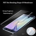 Scratch-proof PET Full Covering Bending Screen Protector For Samsung S6Edge S6EdgePlus S7 S7Edge Explosion-proof Protective Film