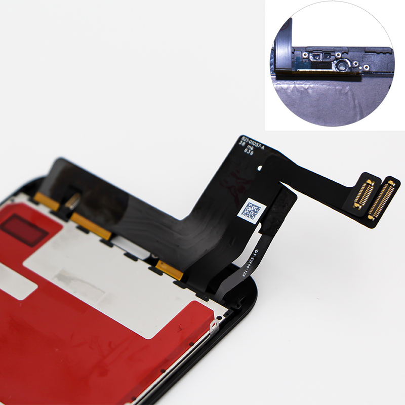 3ab41b8084e For iPhone 7 plus Screen Replacement Lcd Display with Touch Highscreen  Digitizer Assembly Replacement 5.5 inch lcd No Dead Pixel-in Mobile Phone  LCDs from ...
