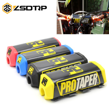 ZSDTRP Dirt Bike Handlebar Pads Pit PT PRO Chest Breast Pad Motorcycle Motorcross Sticker Spare Parts - discount item  11% OFF Motorcycle Parts