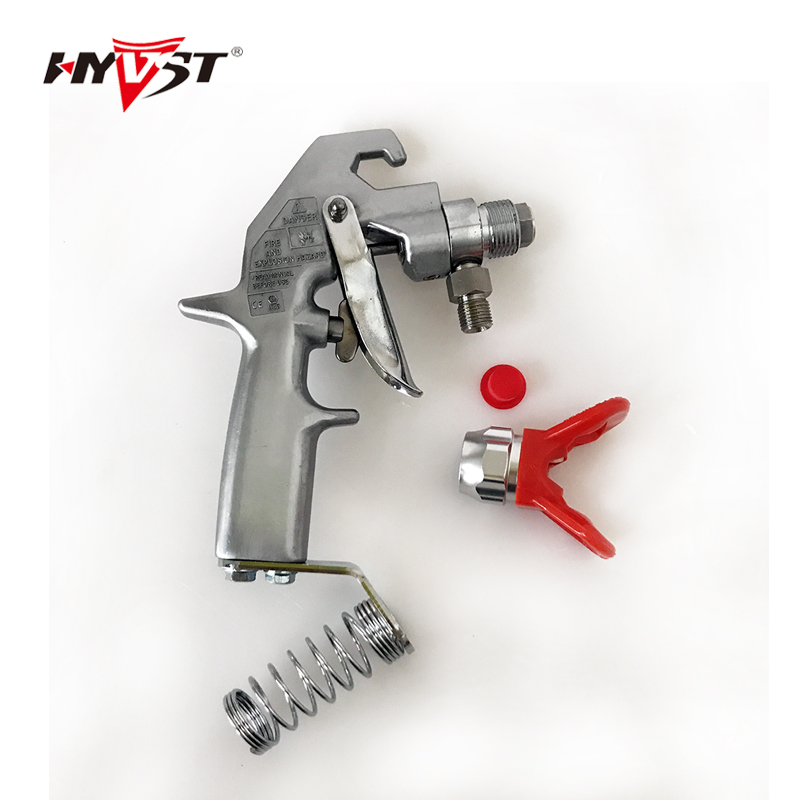 Airmix Spray Gun carries Air Assisted Airless Airmix Type Manual Spray Guns HDG 350 G6