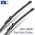 Щетки стеклоочистителя Mikkuppa для Ford C-Max 2011 2012 2013 2014 2015 2016 2017 2018 натуральная резина  автомобильные аксессуары