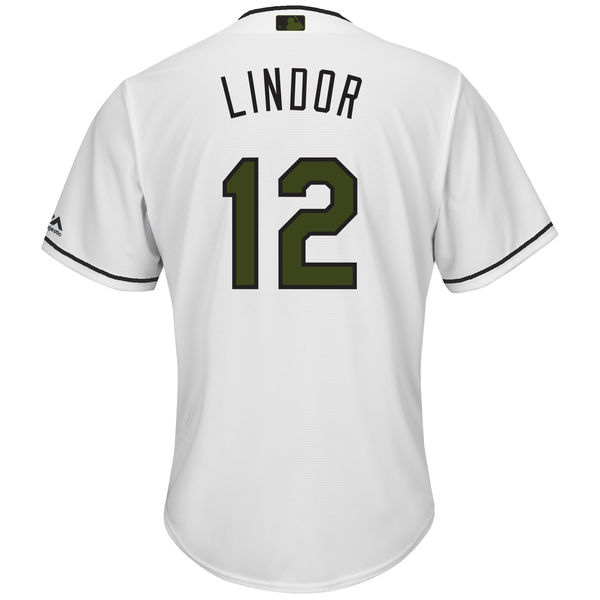 best service 7c60d d29d8 purchase francisco lindor jersey aliexpress 926a8 f7486