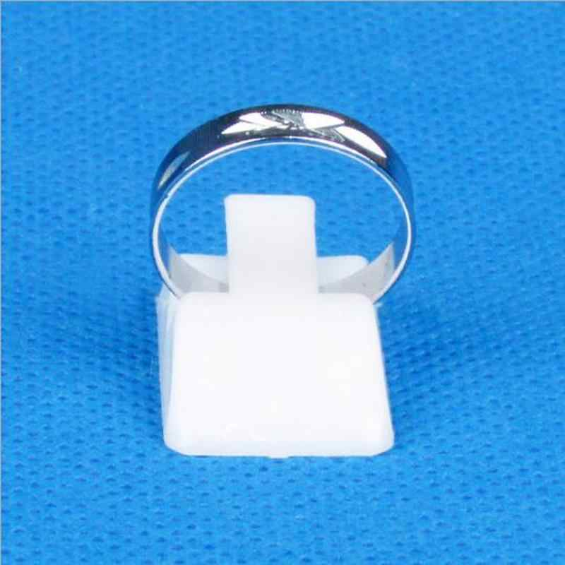 Wholesale Ring Show Plastic Frosted Jewelry Displays Holder for Ring, Decoration Stand Free Shipping