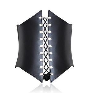 Image 3 - Waist trainer hot wide waist trainer corset leather Slimming Belt Shaper body shaper slimming modeling strap Belt Slimming Corse