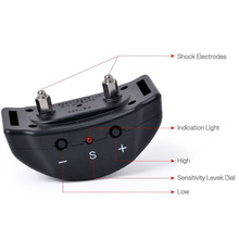 High Quality Anti Bark Dog Remote Training Collar Waterproof Rechargeable