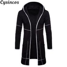CYSINCOS 2019 New Autumn Men's Jackets Casual Coat