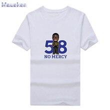 2017 Von Miller No Mercy Cobra Kai fashion T-shirts short sleeve o-neck for denver fans T shirt 0910-1