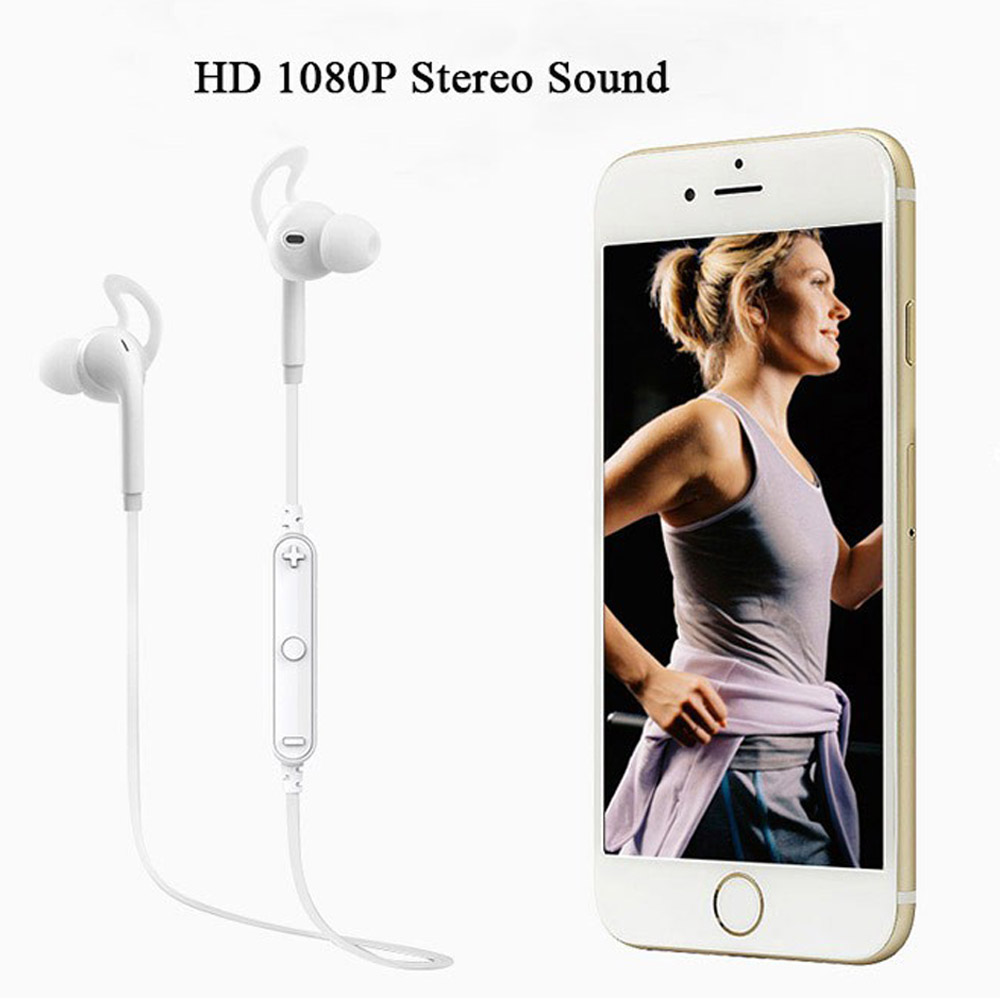 AWEI Earphone  Wireless Bluetooth Earphones Sports Stereo Sound Headset with Microphone for iPhone Samsung Xiaomi Meizu Huawei new arrival sports fone de ouvido earphone awei a890bl wireless bluetooth earphones audifonos with microphone for xiaomi iphone